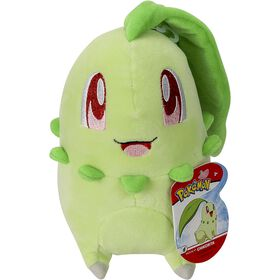 "Pokemon 8"" Plush - Chikorita"