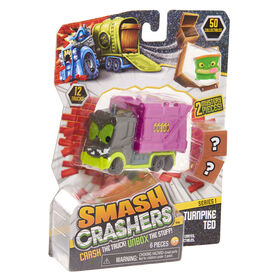 Smash Crashers - Turnpike Ted.