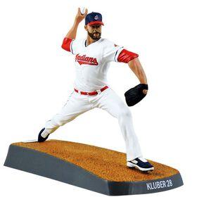 "Corey Kluber Cleveland Indians 6"" Baseball Figure"