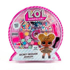 LOL Surprise Secret Message Jewelry