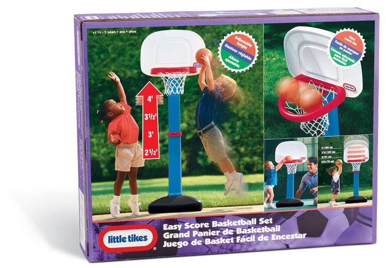 Little Tikes - Easy Score Basketball Set