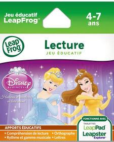 LeapFrog - Explorer Game Disney Princess French Edition