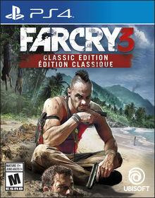 PlayStation 4 - Far Cry 3 Classic Edition