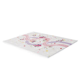 Minnie Mouse On the Road Large Foam Mat