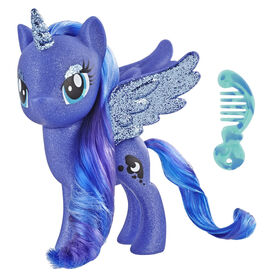 My Little Pony Toy Princess Luna - Sparkling 6-inch Figure for Kids