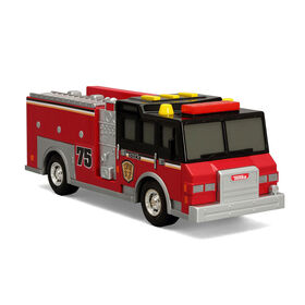 Tonka - Light & Sound Vehicle - Fire Pumper