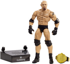 WWE Goldberg Entrance Greats Action Figure - English Edition