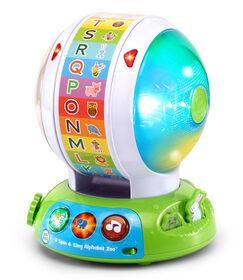 Spin & Sing Alphabet Zoo™ - English Edition