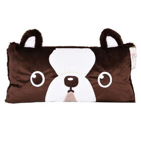 Baby's First By Nemcor Zoo-Piloo Jumbo Plush Pillow- Dog