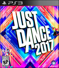 PlayStation 3 - Just Dance 2017