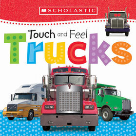 Early Learners Touch And Feel Trucks