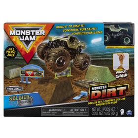 Monster Jam, Coffret de luxe Monster Dirt Soldier Fortune.