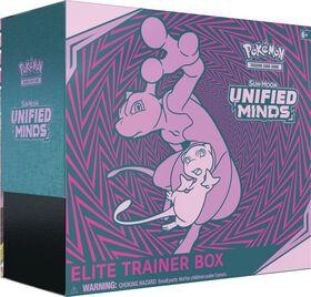 "Pokemon Sun & Moon 11 ""Unified Minds"" Elite Trainer Box"