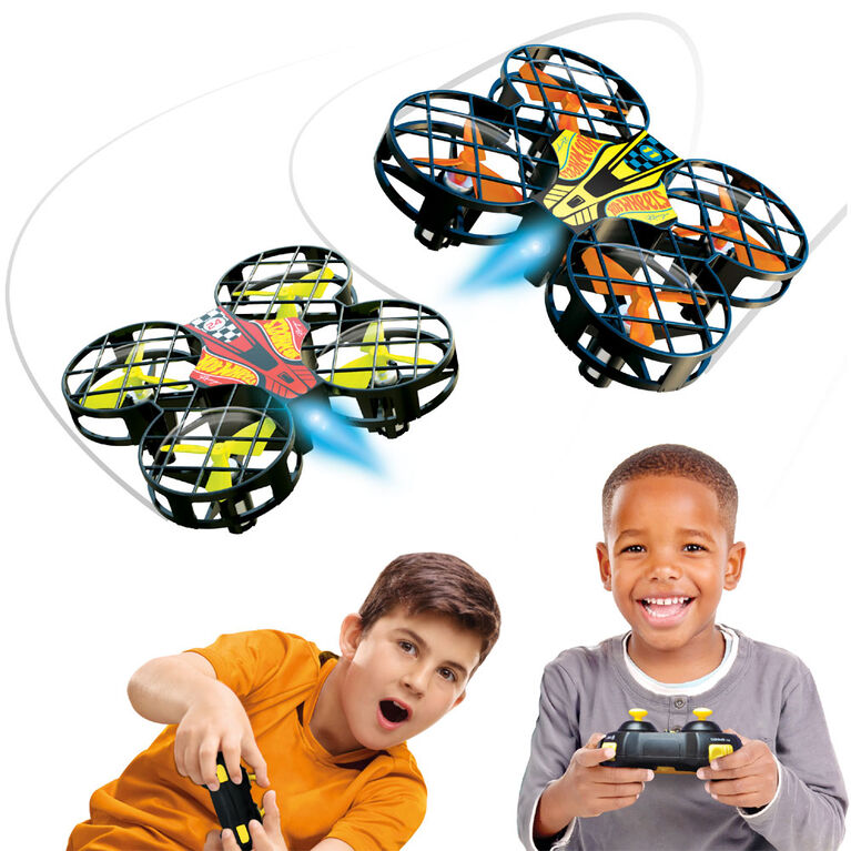 Hot Wheels DRX Hawk Racing Drone Twin Pack - R Exclusive