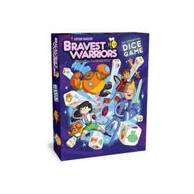 Bravest Warriors: Co-operative Dice Game