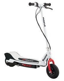 Razor - E200 Electric Scooter - White