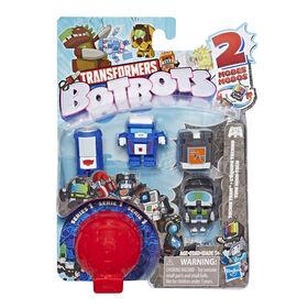 Transformers Botbots - Ensemble de 5 L'Équipe techno.