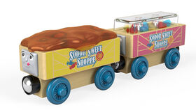 Fisher-Price Thomas & Friends Wood Candy Cars