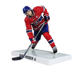 "Shea Weber Montreal Canadiens 6"" NHL Figures"