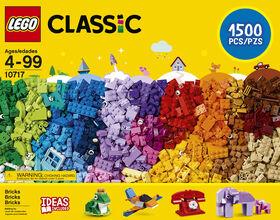 LEGO Classic Bricks Bricks Bricks 10717 - Exclusive
