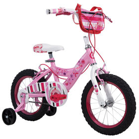 Avigo Sweetie Pie Bike, Pink - 14 inch