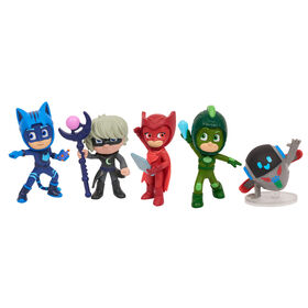 PJ Masks Super Moon Adventure Collectible Figures