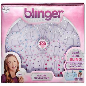 Blinger 20 Piece Refill Pack - Allure Collection - Dazzling Shapes