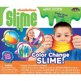 Cra-Z-Art  - Nickelodeon: Glow and Neon Slimy Fun Set