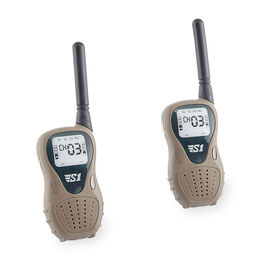 True Heroes Walkie Talkie Set