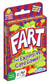 Fart Card Game