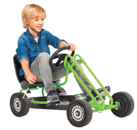 Lightning Go-Kart - Race Green