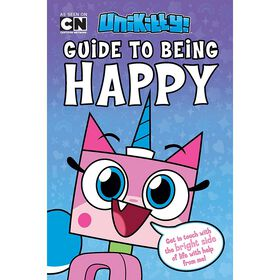 Lego Unikitty: Unikitty's Guide To Being Happy - English Edition