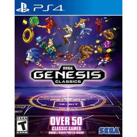 PlayStation 4 - Sega Genesis Classics