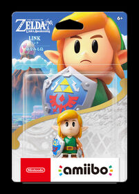 amiibo - Young Link (Super Smash Bros. Series)