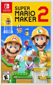 Nintendo Switch - Super Mario Maker 2
