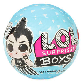 L.O.L. Surprise! Boys Character Doll with 7 Surprises