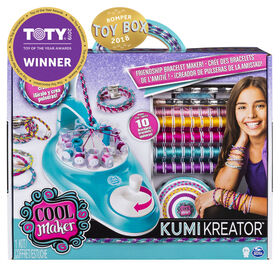 Cool Maker - KumiKreator - Friendship Bracelet Maker