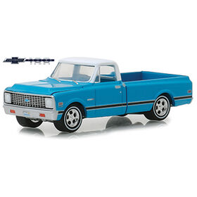 1:64 Anniversary Collection Series 7 - 1972 Chevrolet C-10