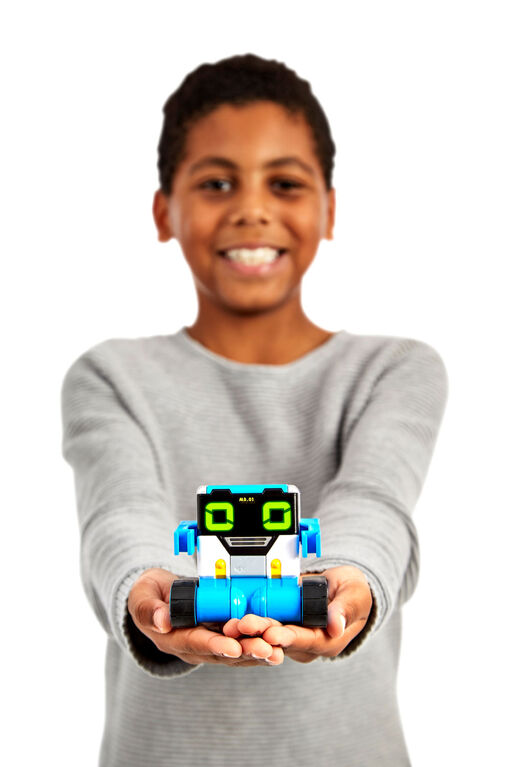 Real Rad Robots R/C Robot - English Edition