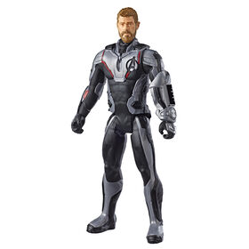 Marvel Avengers: Endgame Titan Hero Series Thor Action Figure with Titan Hero Power FX Port