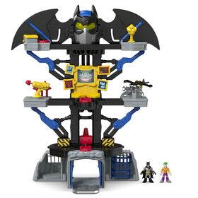 "Fisher-Price Imaginext DC Super Friends 28"" Transforming Batcave"