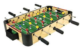 "24"" Wooden Table Top Foosball/Soccer"