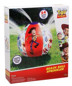 Toy Story Beach Ball Sprinkler