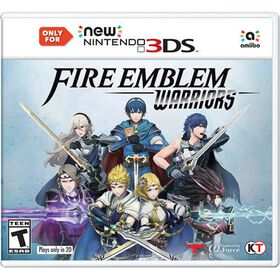 Nintendo 3DS - Fire Emblem Warriors