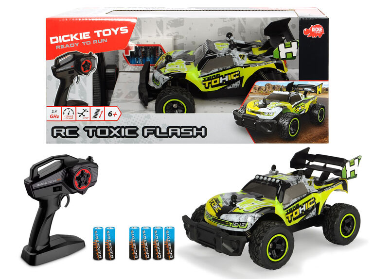 Dickie Toys - RC Toxic Flash.