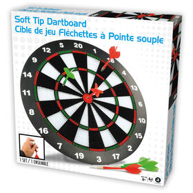 Dart Board - Soft Tip
