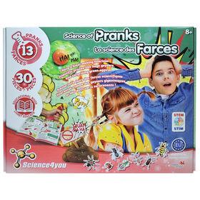 Science4you - Science of Pranks