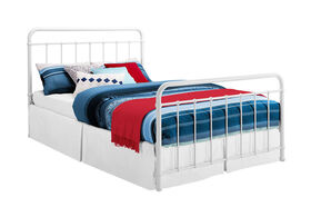 DHP - Brookyln Full Bed, White