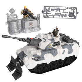 Soldier Force Desert Tank Playset - R Exclusive