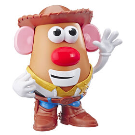 Mr Potato Head Disney/Pixar Toy Story 4 Woody's Tater Roundup Figure